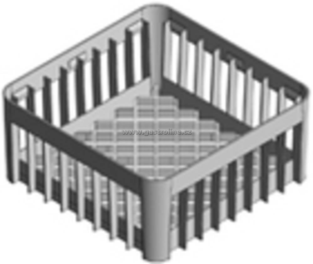 KOŠ UNIVERZÁLNÍ PLASTOVÝ, rozměr 350/350 mm