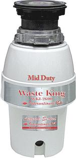 WKI Mid Duty 1/2 HP