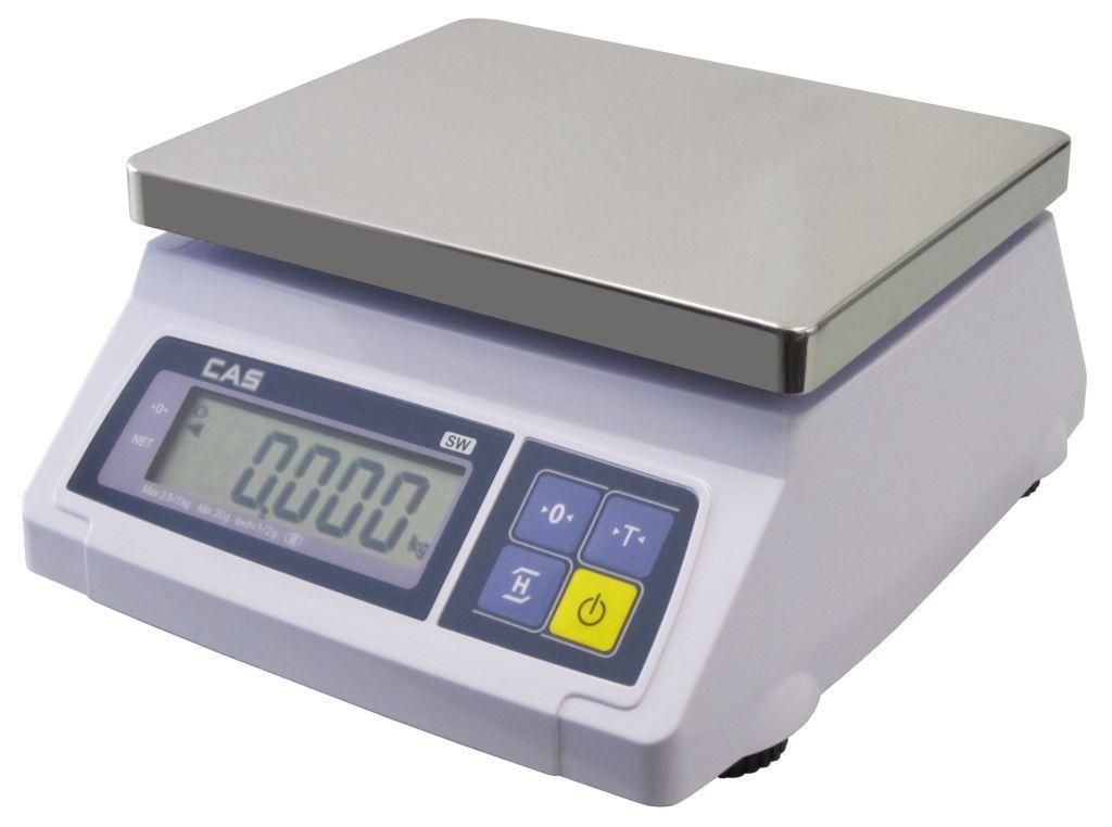 Kuchyňská váha na porce CAS SW 1S-2DR 2kg