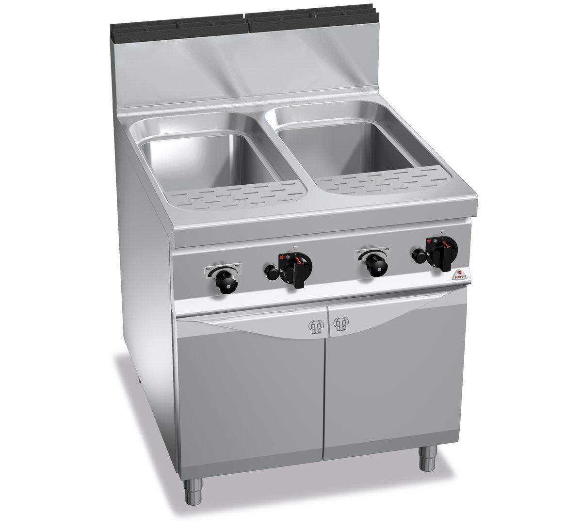 Plynový vařič těstovin G9CP80